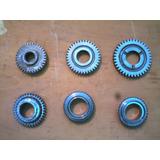 Relaciones Engranajes Caja Fiat Lancia Palio 1.6 8v 3y4