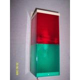 Semaforo Para Garageelectronico 220 V Con Chicharra Sonido