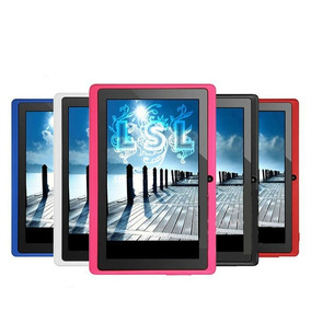 Tablet Android 7 Pulgadas Doble Camara 8gb Ram 1 Gb Rom