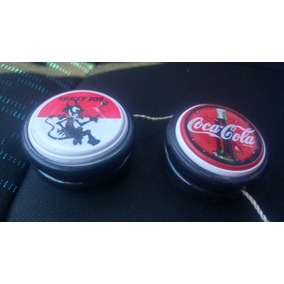 Yoyo Coca Cola Antiguo