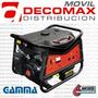 Grupo Electrogeno Generador Gamma 6500ve 5500w 15hp Decomax
