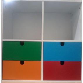 Cubos Decorativos X 4 Y 4 Cajones