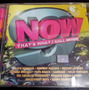 Cd - Now 9 - That´s What I Call Music