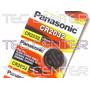 Pilha Cr2032 Panasonic 3v - 05 Unid - Original - Frete 10,00