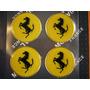 Ferrari - Adaptacion Logos Para Centros De Llantas