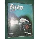 Revista Fotomundo 96 Fotografia Camaras Filmadoras Tecnica
