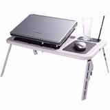 Mesa Notebook E-table Note C 2 Coolers 5 Níveis Menor Frete