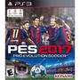 Pro Evolution Soccer 2017 Pes 17 Ps3 Relato Argentino