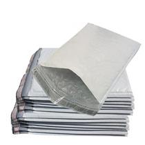 Envelope Plástico Com Lacre Adesivo 19x25 Liso 50 Unidades