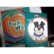 Livro - Fun Way 5 Com Cd