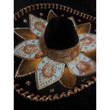 Sombrero De Mariachi Mexicano Importado Nuevo