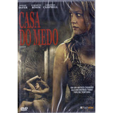 Dvd Casa Do Medo - Kaylee Defer/ Elisabeth Rohm - Novo***