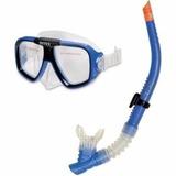 Caretas Con Snorkel Intex