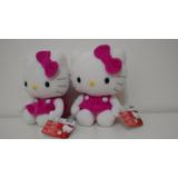 Muñecas Peluche- Hello Kitty- Con Licencia-importadas