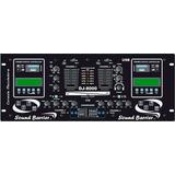Mixer Dj-8000 Usb Soundbarrier