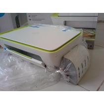 Impressora Multifuncional Hp 2136 C/ Bulk Ink Luxo Instalado