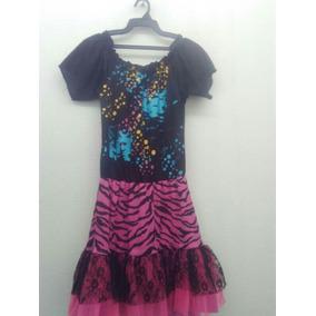 Vestido Para Disfraz Para Niña De Entre 7 Y 12años