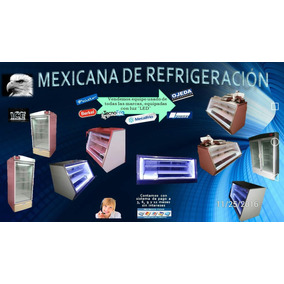 Vitrinas De Refrigeracion Tienda Cremerias Rebanadoras Refri