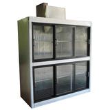 Vitrina Nevera 6 Medias Conservacion - Refristar