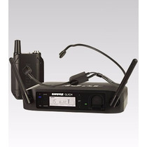 Kit Sistema Sem Fio Transmissor Receptor Microfone Pga31