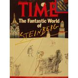 Revista Time Magazine 1978 Fantastico Mundo Steinberg