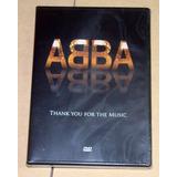 Abba - Thank You For The Music Dvd E