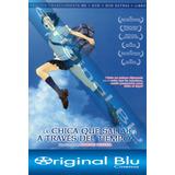 La Chica Que Saltaba En El Tiempo - Bd + Dvds + Libro- Reg B