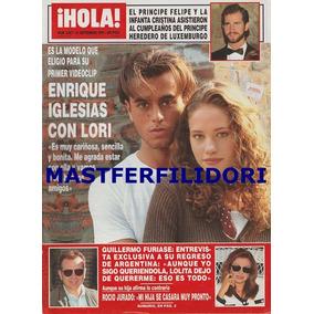Coleccionismo de Revista Hola: Revista hola VER FOTOS historia de España 14  revistas años;