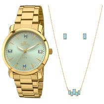 Relógio Allora Feminino Al2035faq/k4v