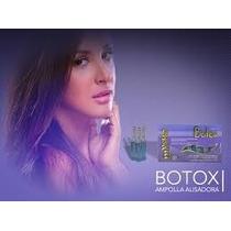 Caja De 7 Ampollas Botox Mystic Reestructura Y Alisa