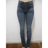 Calça Jeans Dopping Tam 36 Cintura Alta Usado Bom Estado