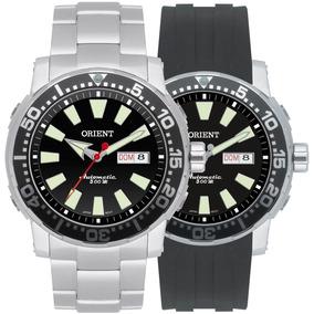 Relógio Orient Automático Analógico Sport Troca Pulseira Div