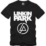 Camisa Camiseta Linkin Park Camisa De Rock