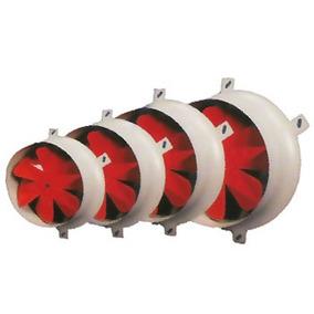 Extractor Axial Comercial 40 Cm Galvitec No Blindado