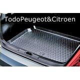 Cubre Alfombra Goma Baul Peugeot 308 Original Tipo Bandeja