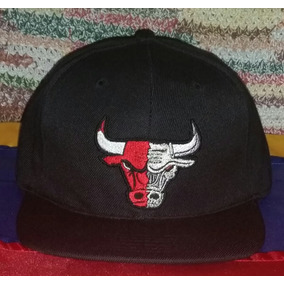 03e97128a334b Gorras Planas Chicago Bulls Color Verde Con Negro - Ropa y ...