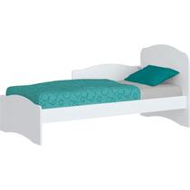 Berçoo Mini-cama Henn 3 Em 1 Bala De Menta Branco