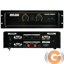 Amplificador Potência Mark Audio Mk8500 1500w Goias Musical