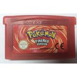 Pokemon Gba Español - Rojo Fuego
