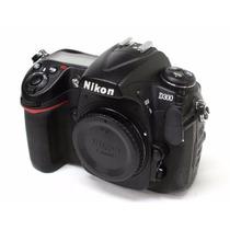 Nikon D300 Cuerpo Funcionamiento Perfecto