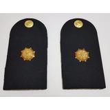 Charreteras Oficial Subayudante Jerarquias Policia Par