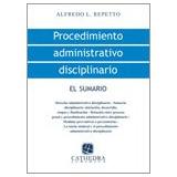 Procedimiento Administrativo Disciplinario Repetto (cj)