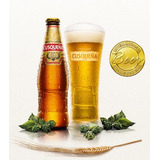 Cerveza Premium Cusqueña.
