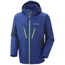 Campera Impermeable Columbia Modelo Antimony Iv De Hombre
