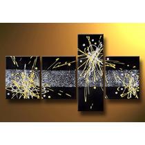 Cuadros Abstractos Modernos - Polipticos - Tripticos - !!!!