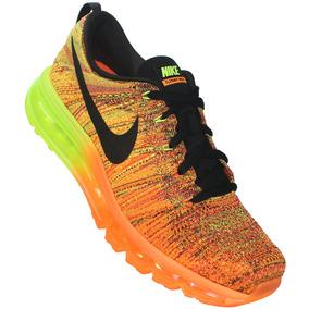 Tenis Nike Flyknit Max