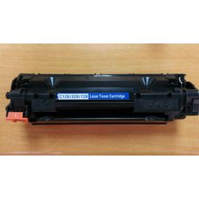 Cartucho De Toner Vacio Para Canon C128/328/728