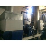 Máquina De Gelo Em Tubos Produz 1500kg Por Dia Potencia 9kw