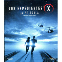 Bluray Expedientes X La Pelicula ( The X Files: Fight The Fu