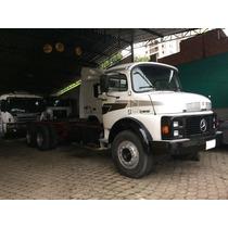 Mb 1314 89/89 Truck Turbinado Vendo / Troco